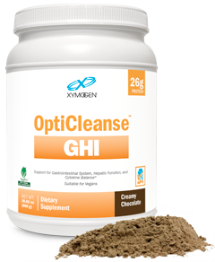 Opt-Cleanse™ GHI Powder (Sugar & Stevia Free, Lactose Free, Vegan)