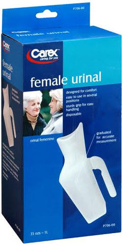 Female Urinal