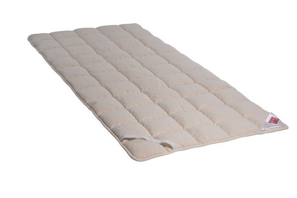 HEFEL Wool Classic Mattress Protector