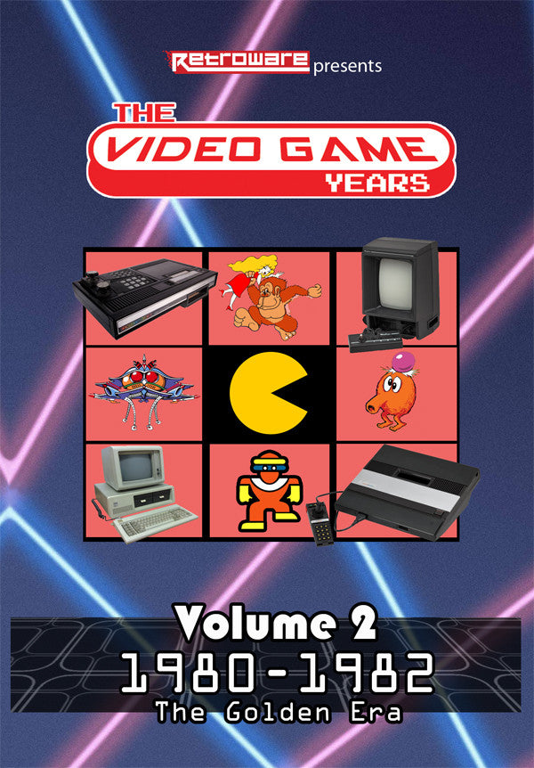 The Video Game Years DVD – Volume 2 (1980-1982)