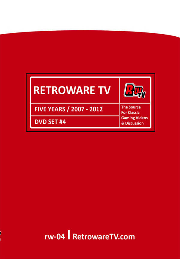 Retroware TV Volume 4 DVD Set
