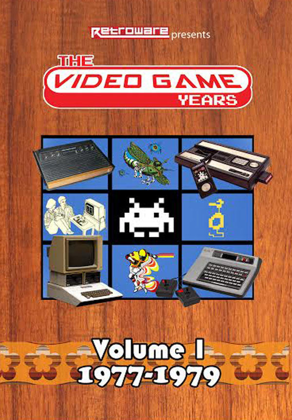 The Video Game Years DVD – Volume 1 (1977-1979)