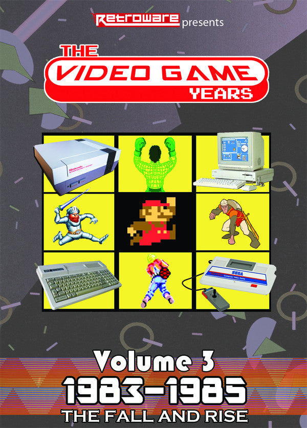 The Video Game Years DVD – Volume 3 (1983-1985)