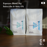 Espresso Blend - 1kg Subscription