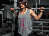Women Dead Lifting Tank Top