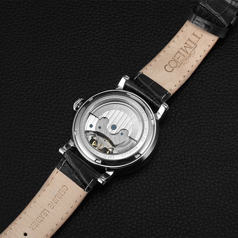 limited edition men s auto moon phase 45mm watch time of men men s limited edition watch strap