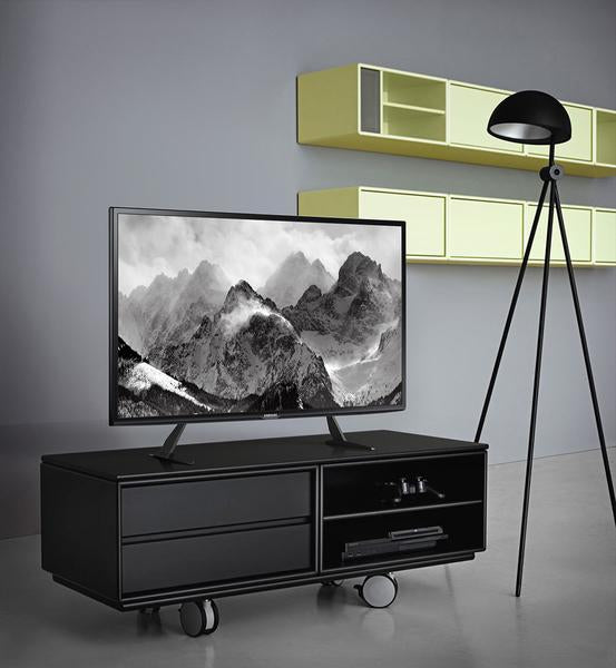 to keep the TV on a stand as opposed to mounting on the wall TV mounting solutions for our tabletop TV stand