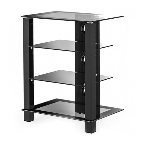 FITUEYES 4-Tier Media TV Stand AS406003GB