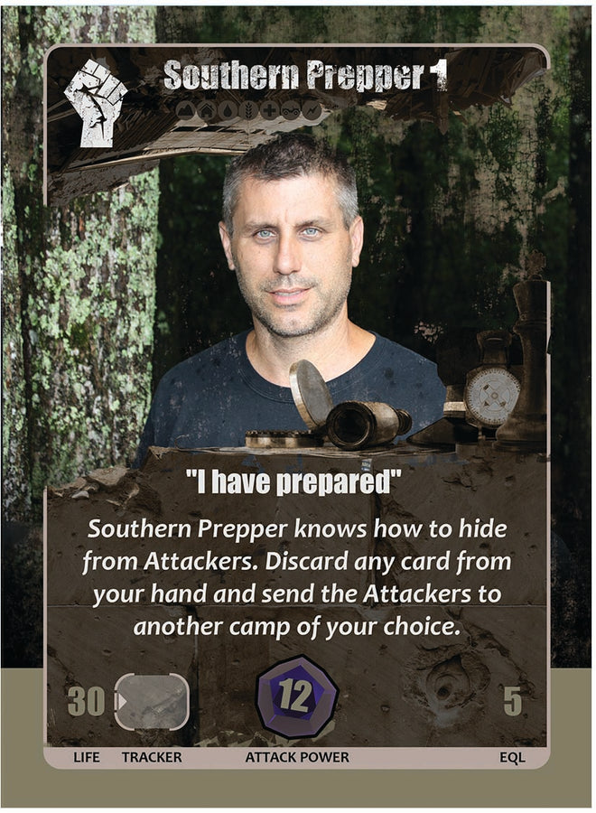 Southern Prepper 1 is a Leader