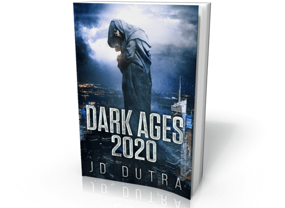 Free with Deck Purchase ----- Dark Ages: 2020 - A post apocalyptic novel - Conflicted the Game