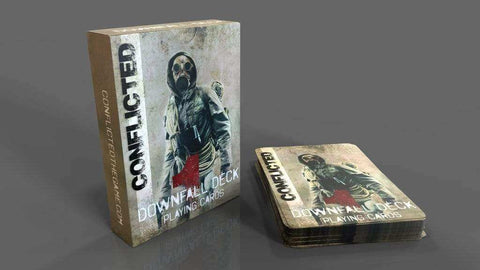 Conflicted: The Survival Card Game All 7 Decks Set - Conflicted the Game
