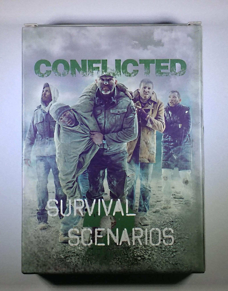 Conflicted: Deck 2 - Survival Scenarios