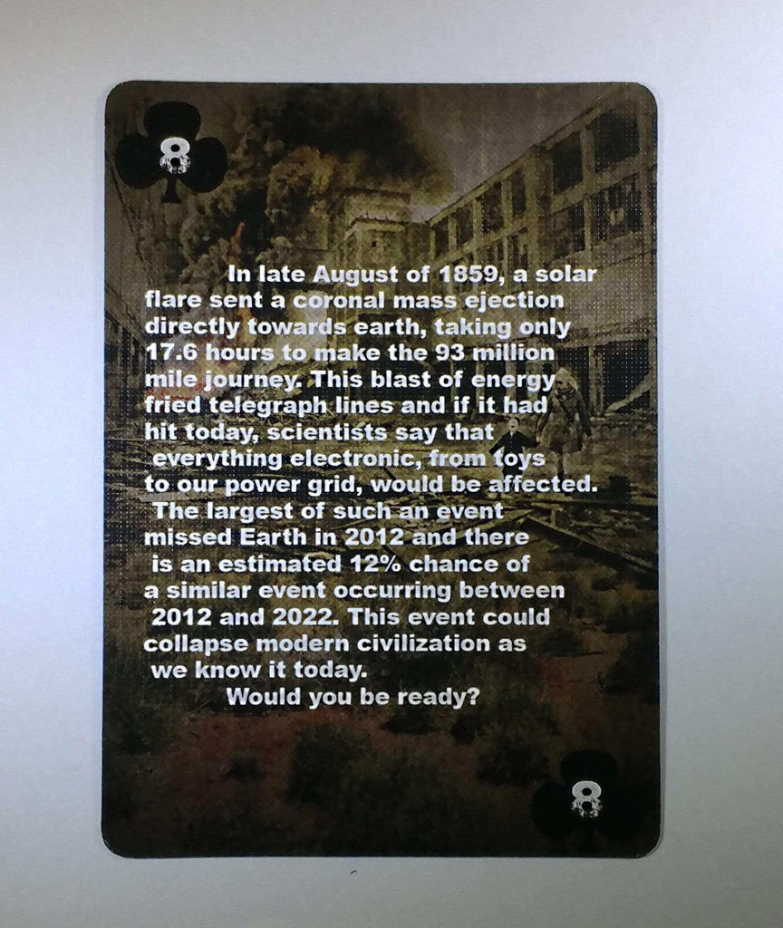 Conflicted: Deck 4 - The Survivalist Series - Conflicted the Game