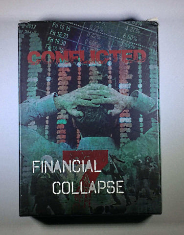 Conflicted: Deck 7 - Financial Collapse - Conflicted the Game