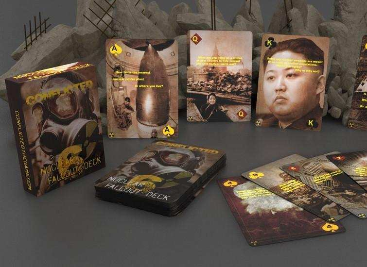 Conflicted: Deck 6 - Nuclear Fallout - Conflicted the Game