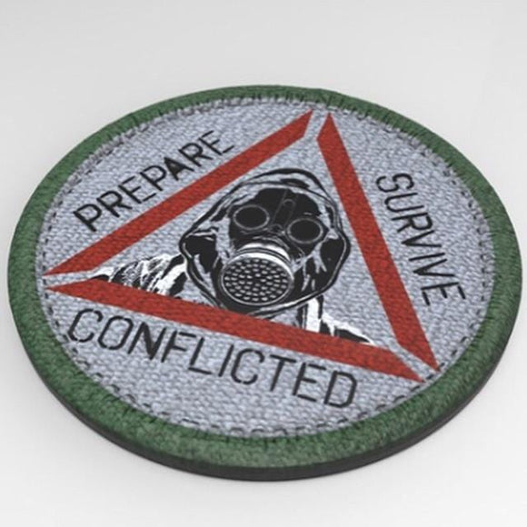 Conflicted Morale Patch - Conflicted the Game