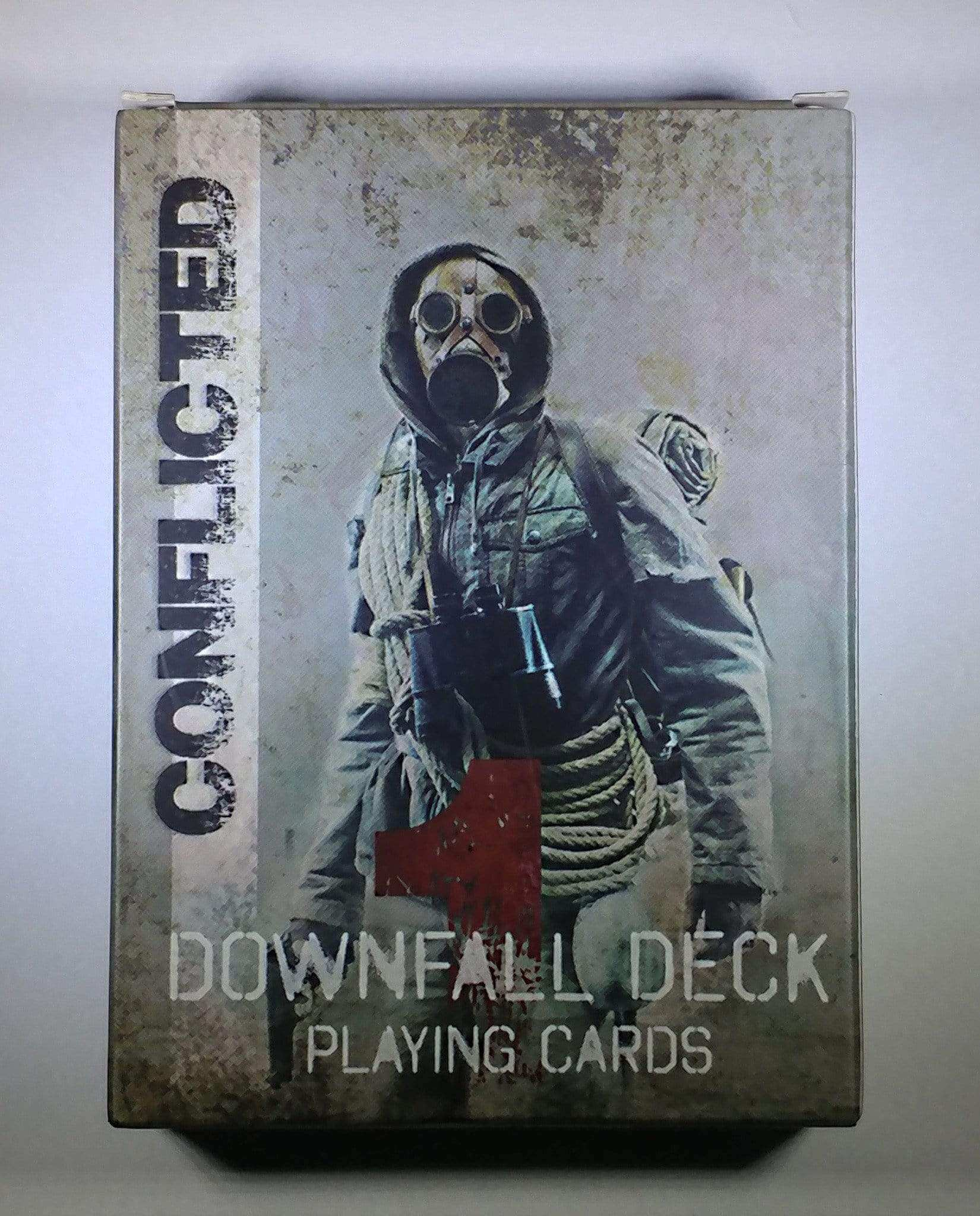 Conflicted: Deck 1 - Downfall