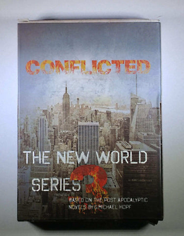 Image of Conflicted: Deck 3 - The New World Series - Conflicted the Game