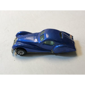 Hot Wheels Blue Coupe Roadster Vintage 1987 Malaysia - Annzstiques