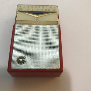 Trancel TR80 Transistor Radio. Made In Japan. Great Condition.