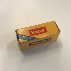 Kodak Kodacolor-X CX 120 Color Film - Sealed - Vintage Photography - Annzstiques