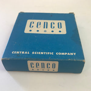 Vintage CENCO Central Scientific Company Transmitting Filters