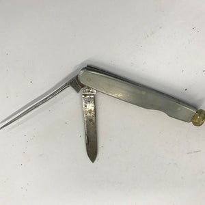 Rare vintage Robertson Bros. Cutlers LTD. Sheffield England knife