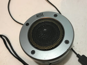 Altec Lansing Orbit iML227 Portable USB Speaker Computer Laptop Speaker - Annzstiques
