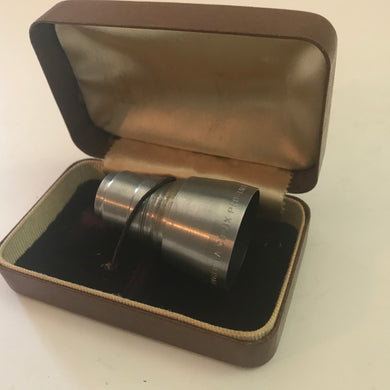 Revere 17 mm Wide Angle Projection Lens in Original Box - Aluminum Body