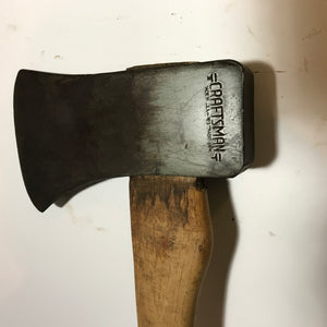Vintage Craftsman Single Bit Ax Logger Woodsman