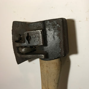 Vintage Chopper 1 Mechanical Splitting Axe - Original Wood Handle