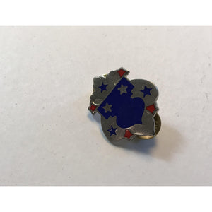 Military Pin WWII N.S.Meyer inc New York 22/M