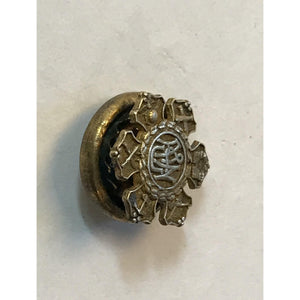 Vintage Military Pin Army Navy