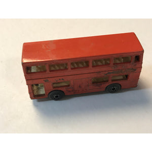"Vintage~~Matchbox No. 17~~""The Londoner""~~made in England~~Lesney"