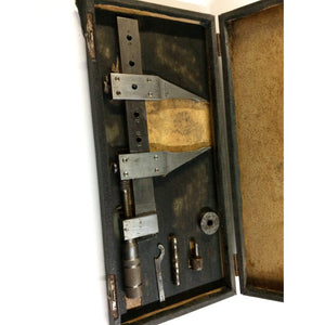 Vintage Central Tool Co. Outside Micrometer #51 WITH BOX