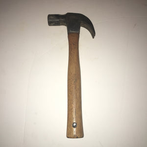 Vintage Bell System Curved Claw Hammer Lineman Tool w/ Original Handle