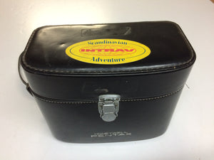 Vintage Honeywell Pentax hard case