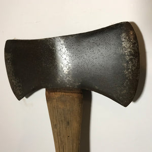 Vintage Rare Craftsman Double Bit Axe Head USA Felling Axe