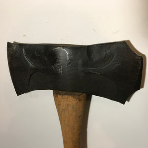 Woodings Verona American Hickory Double Bit Axe