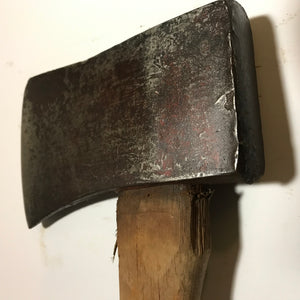 Vintage Single Bit Axe Hatchet