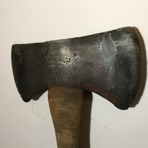 Vintage Doubled Bit Axe Hatchet
