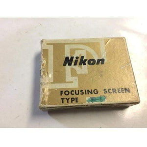 Nikon Focusing Screen Type B For F, F2