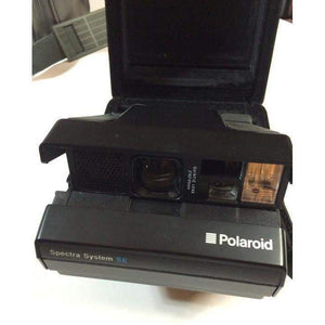 Polaroid Spectra System SE Excellent Condition Case and bag Included
