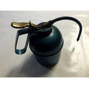 Old, Perfetto, Trigger Pump Oiler, Squirt Oil Can, Flex Spout.
