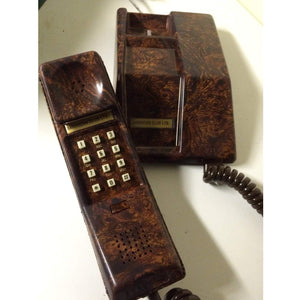 Vintage Limited Edition American Club Aligator skin Telephone # 88-L-D02996