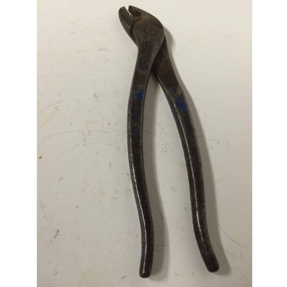 Vtg Blue Bird Pliers ~ unusual old antique tool mechanic auto