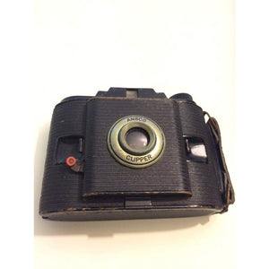 Vintage Agfa-Ansco PD16 Clipper Antique Film Camera-Photograph