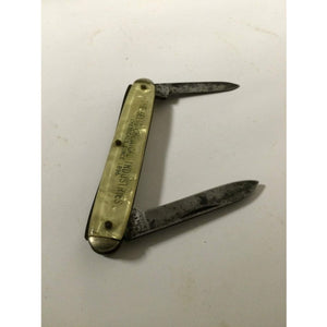Camco  Dual Blade Pocket Knife - The Selig Chemical Industries USA - Annzstiques