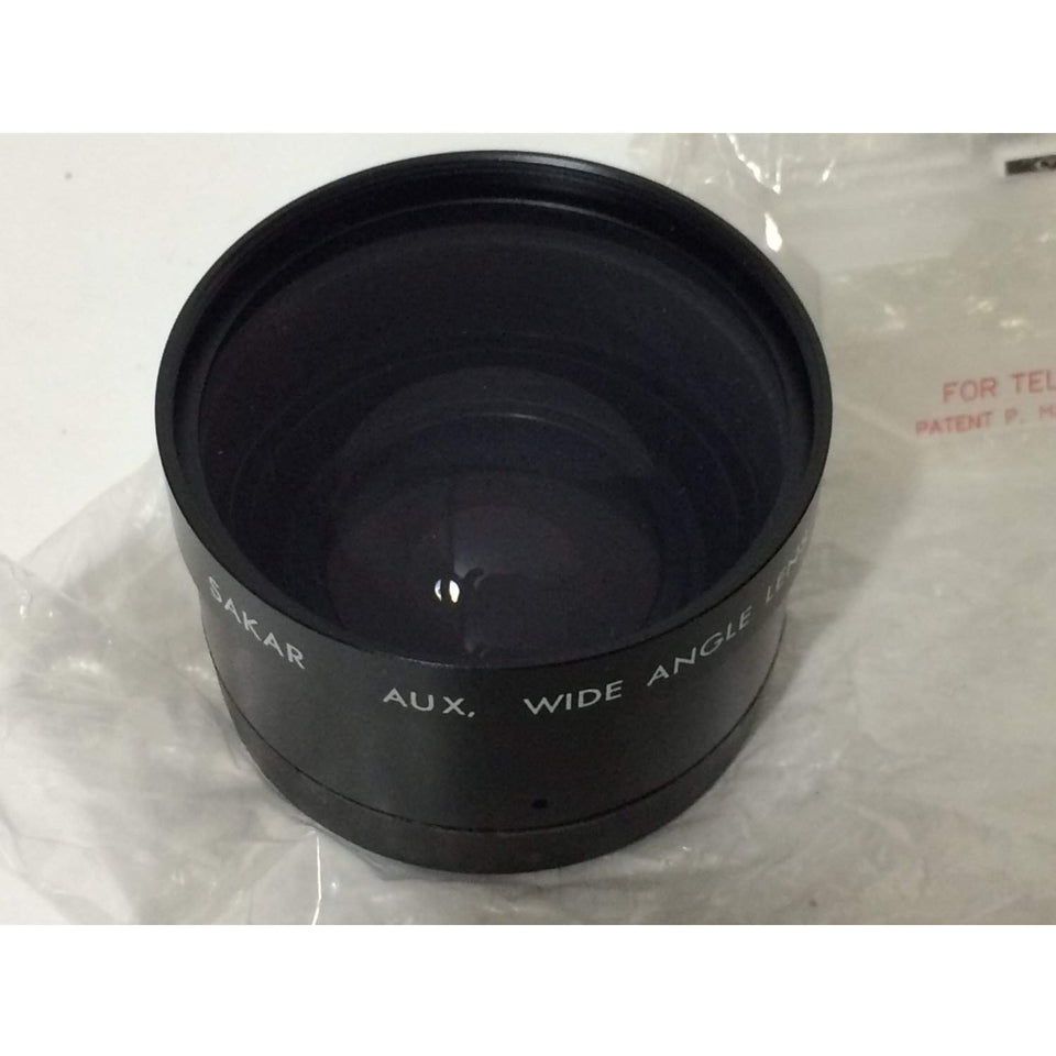 Canon Mount Wide Angle Lens by Sakar For Canon Sure Shot 2m New in Box - Annzstiques