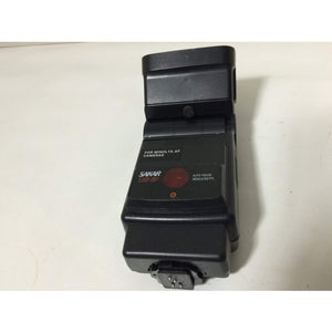 Sakar 730 RF Automatic Flash Excellent Working Order For MINOLTA AF Cameras